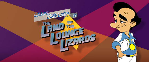 Larry is back later this year on PC in Leisure Suit Larry - Wet Dreams Don't Dry