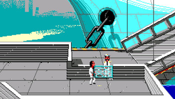Screenshot2 - Leisure Suit Larry 2 - Looking For Love (In Several Wrong Places)