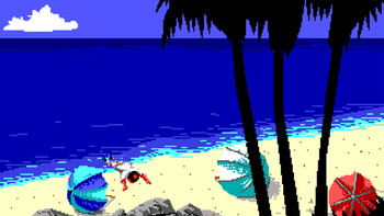 Screenshot5 - Leisure Suit Larry 2 - Looking For Love (In Several Wrong Places)
