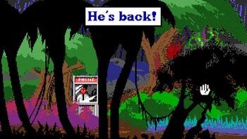 Screenshot1 - Leisure Suit Larry 3 - Passionate Patti in Pursuit of the Pulsating Pectorals