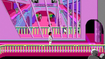 Screenshot2 - Leisure Suit Larry 3 - Passionate Patti in Pursuit of the Pulsating Pectorals