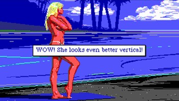 Screenshot6 - Leisure Suit Larry 3 - Passionate Patti in Pursuit of the Pulsating Pectorals