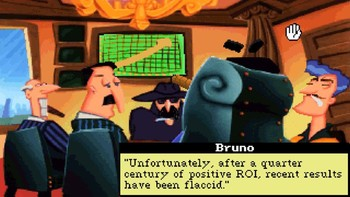 Screenshot8 - Leisure Suit Larry 5 - Passionate Patti Does a Little Undercover Work