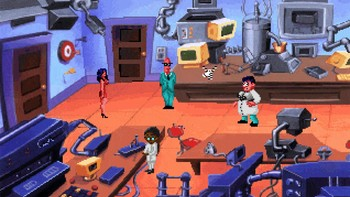Screenshot5 - Leisure Suit Larry 5 - Passionate Patti Does a Little Undercover Work