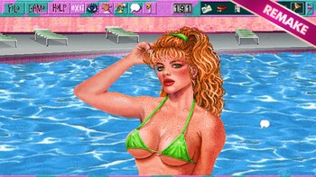 Screenshot2 - Leisure Suit Larry 6 - Shape Up Or Slip Out