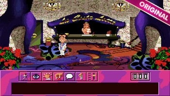 Screenshot3 - Leisure Suit Larry 6 - Shape Up Or Slip Out