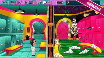 Screenshot6 - Leisure Suit Larry 6 - Shape Up Or Slip Out