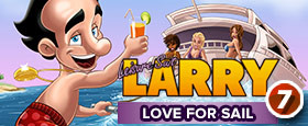 Leisure Suit Larry 7 - Love for Sail