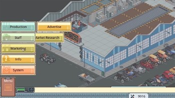 Screenshot2 - Epic Car Factory
