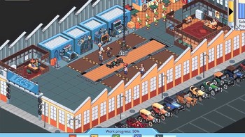 Screenshot3 - Epic Car Factory