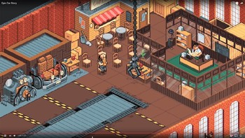 Screenshot5 - Epic Car Factory