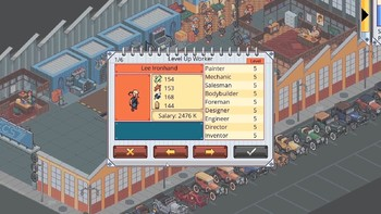 Screenshot6 - Epic Car Factory