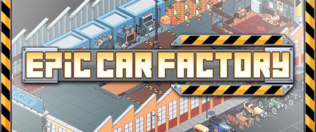 Epic Car Factory Now Available!