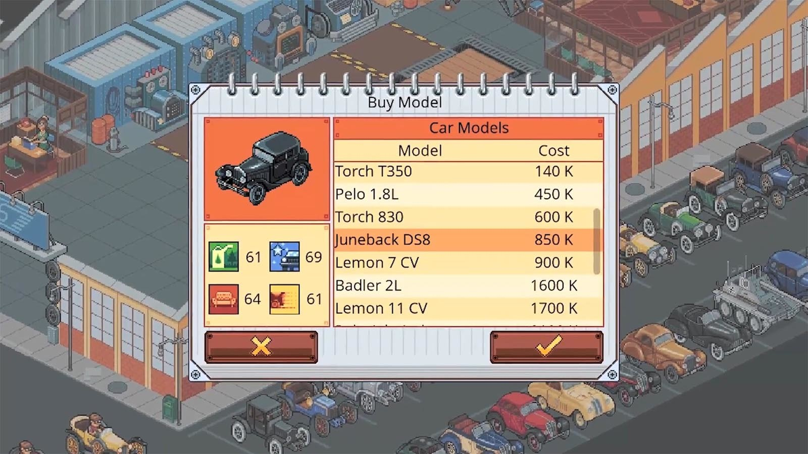 epic car factory steam cd key for pc mac and linux buy now