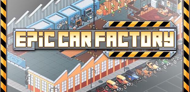 Epic Car Factory - Cover / Packshot