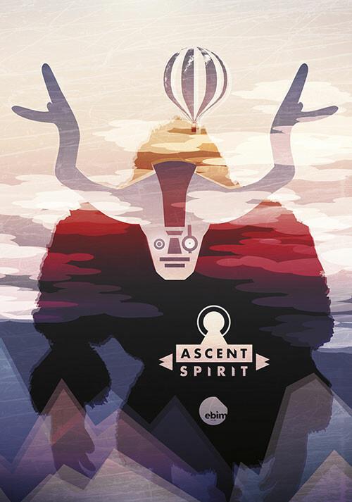 Ascent Spirit - Cover / Packshot