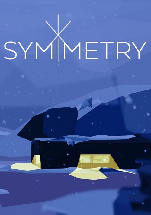 SYMMETRY - Cover / Packshot