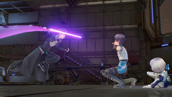 Screenshot3 - SWORD ART ONLINE: Fatal Bullet