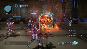 Screenshot7 - SWORD ART ONLINE: Fatal Bullet