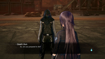 Screenshot9 - SWORD ART ONLINE: Fatal Bullet