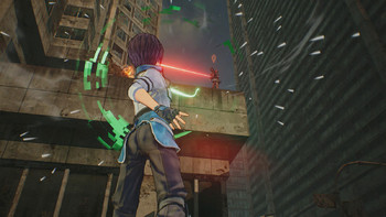 Screenshot2 - SWORD ART ONLINE: Fatal Bullet