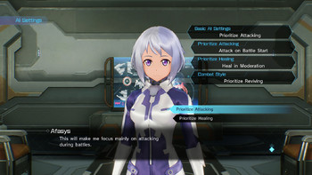 Screenshot5 - SWORD ART ONLINE: Fatal Bullet