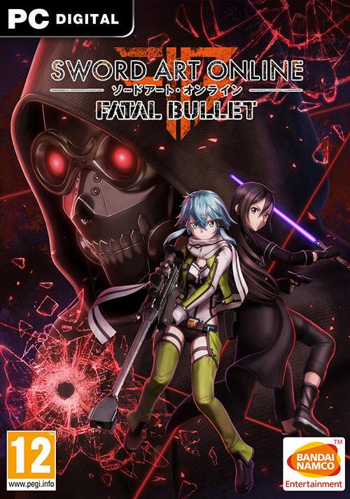 SWORD ART ONLINE: Fatal Bullet - Cover / Packshot
