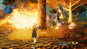 Screenshot1 - SWORD ART ONLINE: Fatal Bullet – Deluxe Edition