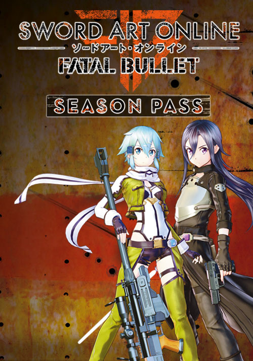 SWORD ART ONLINE: Fatal Bullet Season Pass - Cover