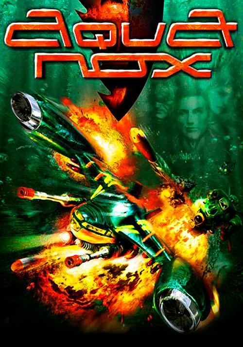 AquaNox - Cover / Packshot
