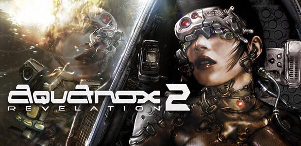AquaNox 2: Revelation - Cover / Packshot