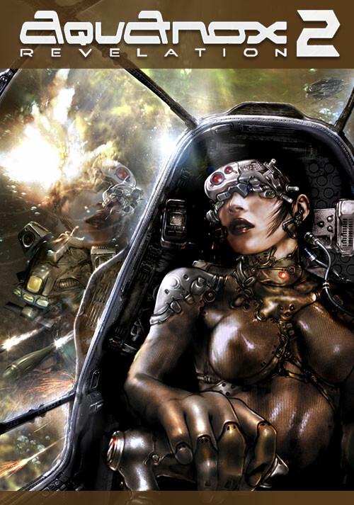 AquaNox 2: Revelation - Cover
