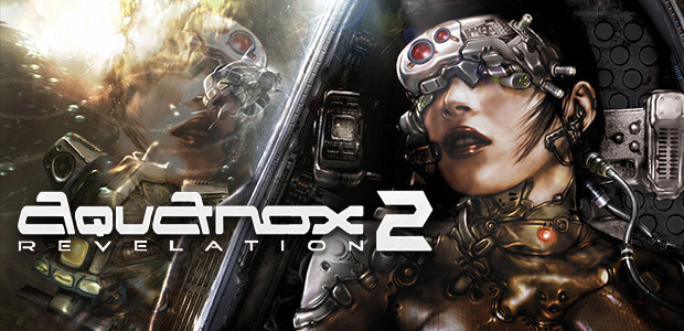 AquaNox 2: Revelation - Cover / Packshot