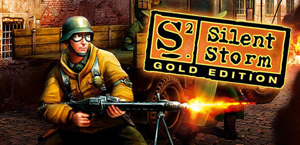 Silent Storm Gold Edition - Cover / Packshot
