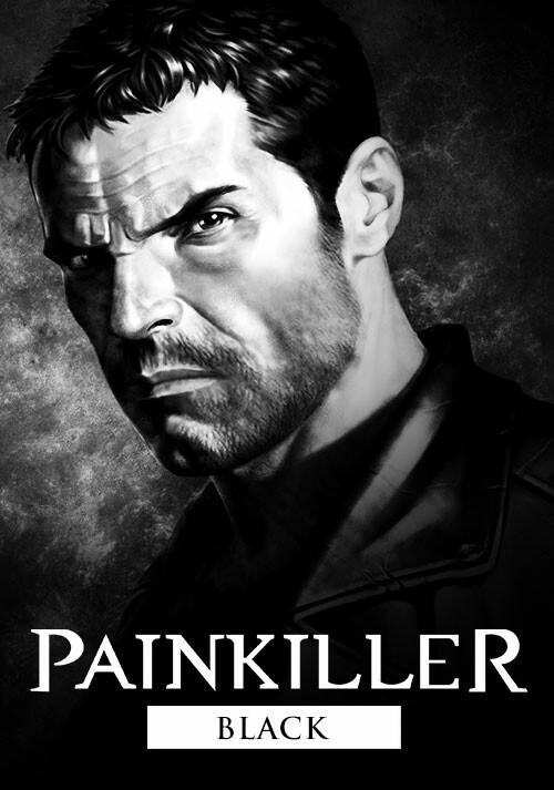 Painkiller: Black Edition - Cover / Packshot