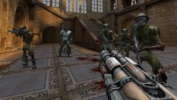 Screenshot1 - Painkiller: Black Edition
