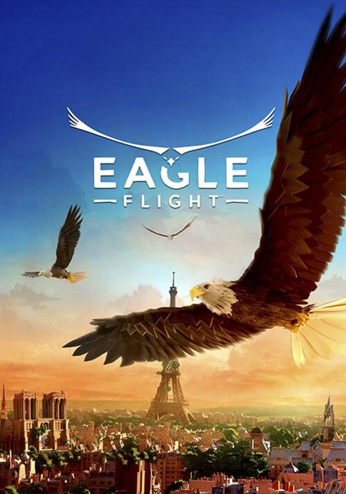 Eagle Flight - Cover / Packshot