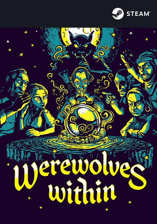 Werewolves Within - Cover