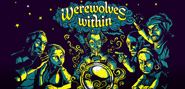 Werewolves Within - Cover / Packshot