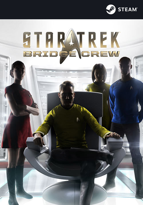 Star Trek Bridge Crew - Cover