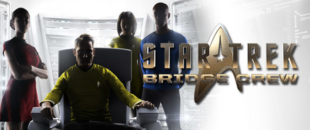 Star Trek Bridge Crew: The Next Generation coming to PC on July 24th