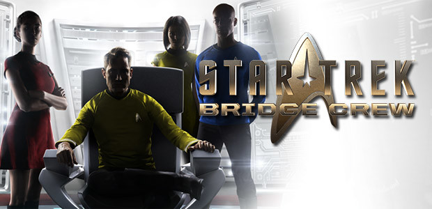 Star Trek Bridge Crew - Cover / Packshot