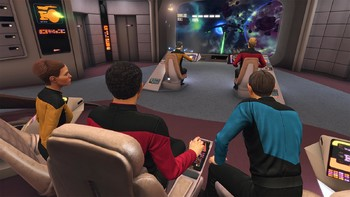 Screenshot4 - Star Trek Bridge Crew: The Next Generation