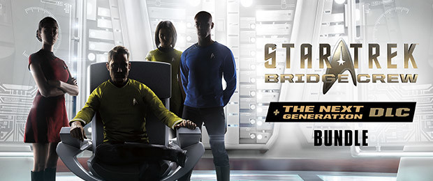 Star Trek Bridge Crew + The Next Generation Bundle
