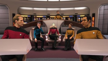 Screenshot2 - Star Trek Bridge Crew + The Next Generation Bundle