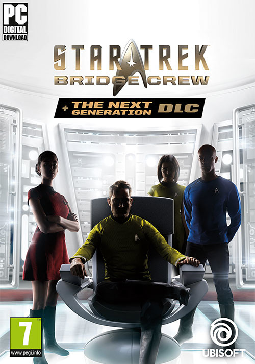 Star Trek Bridge Crew + The Next Generation Bundle - Cover / Packshot