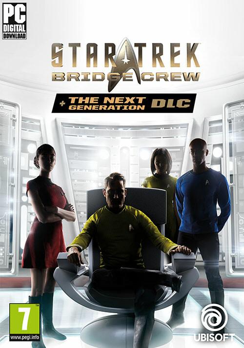 Star Trek Bridge Crew + The Next Generation Bundle - Cover / Packshot