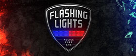 Flashing Lights - Police, Fire, EMS