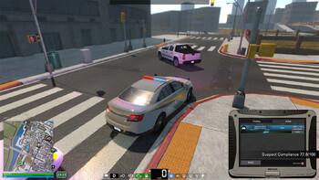 Screenshot4 - Flashing Lights - Police, Fire, EMS