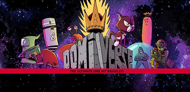 Domiverse - Cover / Packshot